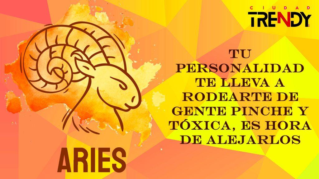 Aries del 01 al 07 de junio