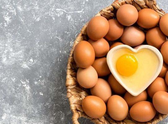 Beneficios del huevo en la piel