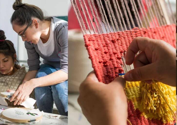 Compra muñecos tejidos a mano y ayuda a dar trabajo a mujeres reclusas y comprar material médico