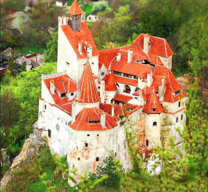 Castillo Bran recorrido online Vlad el Empalador