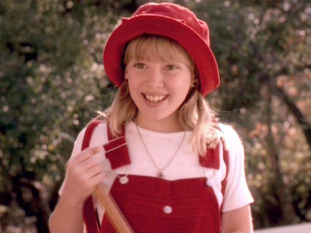 Mira cómo ha cambiado Hilary Duff con el paso de los años
