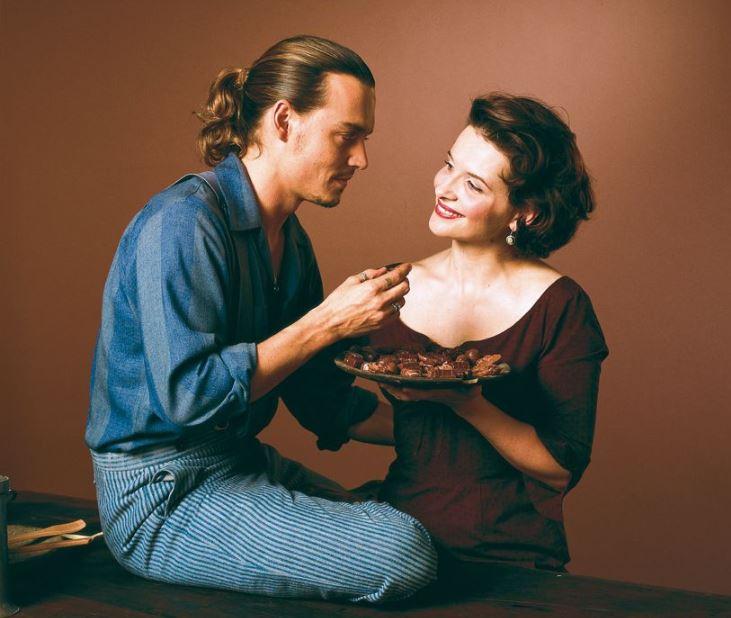 Películas para los amantes del chocolate