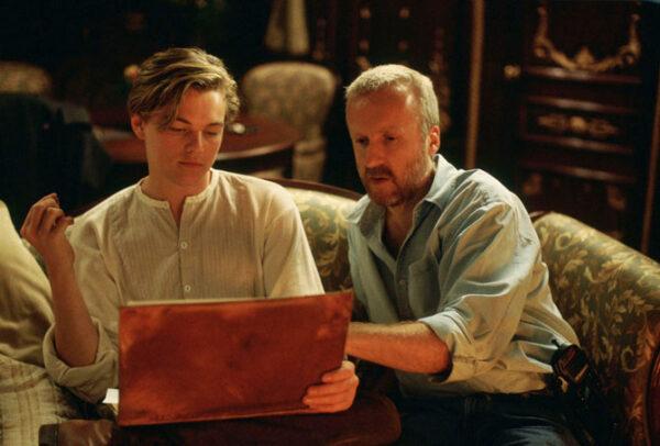 James Cameron hizo el dibujo de Rose en Titanic