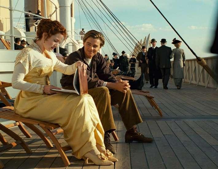 Se revela al artista que hizo el dibujo de Rose en Titanic