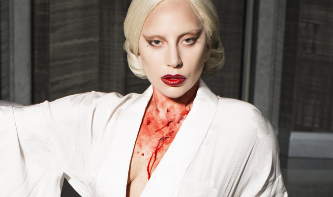 American Horror Story Lady Gaga temporadas Amazon Prime Video