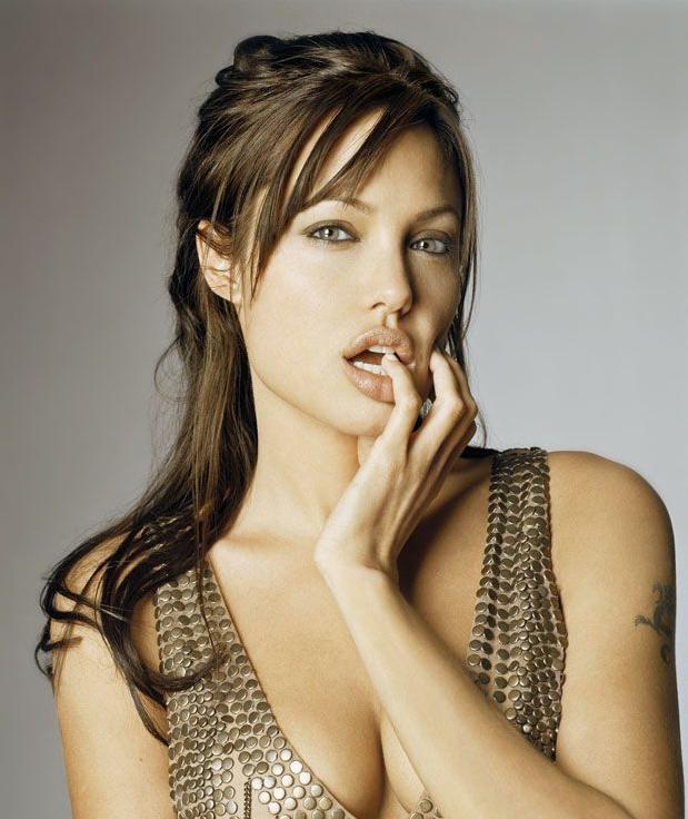 Jolie actriz