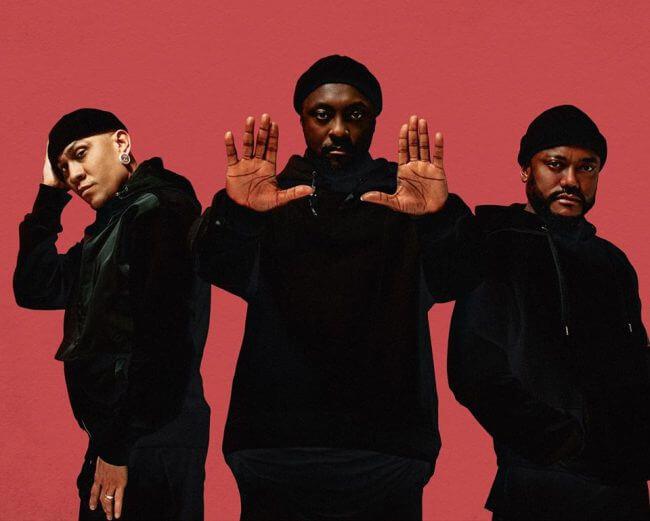 Black Eyed Peas estrena nuevo disco Translation Maluma Shakira
