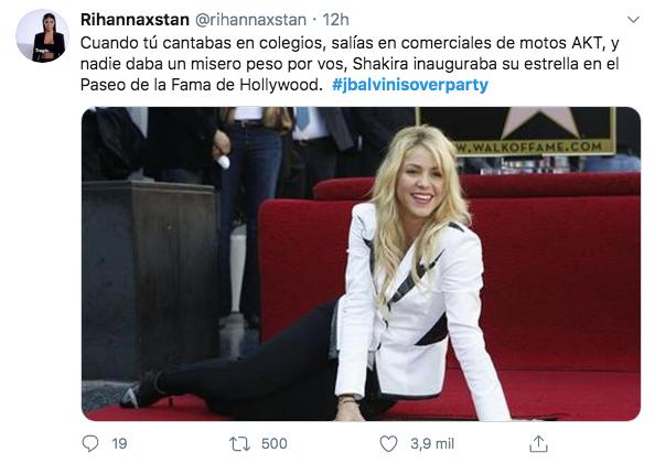 J Balvin Maluma se burlan Shakira