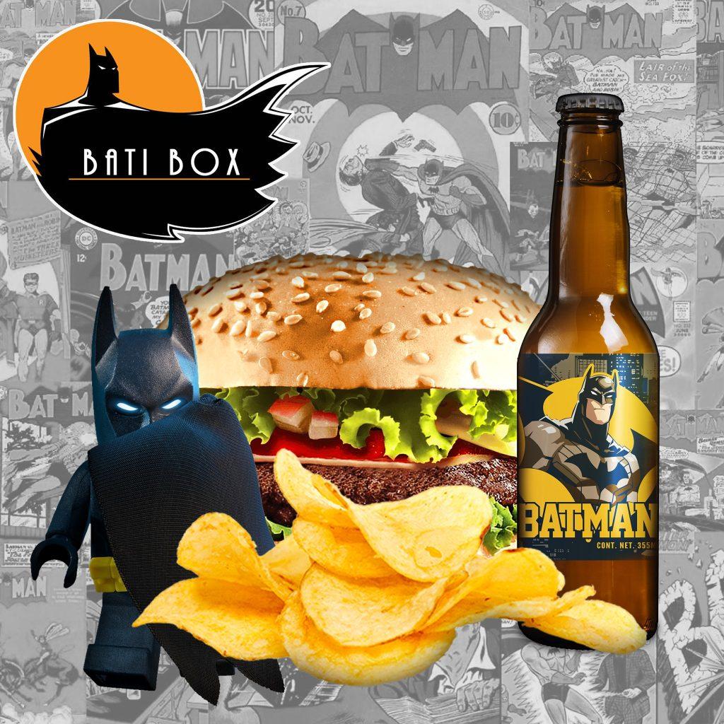 donde comprar cerveza Batman