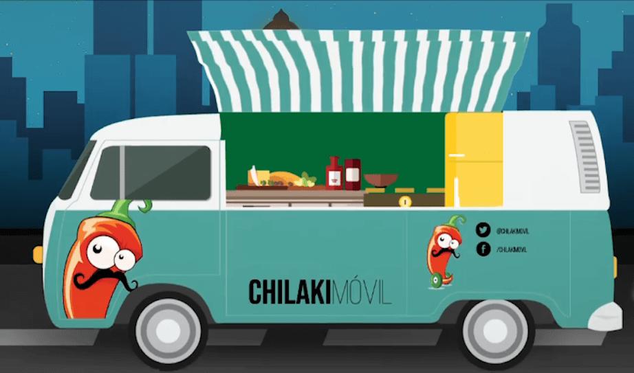 donde pedir chilaquiles domicilio Chilakimovil CDMX