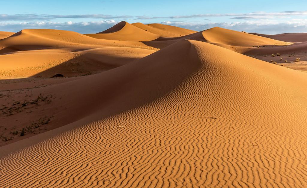 como afectará nube polvo Sahara México