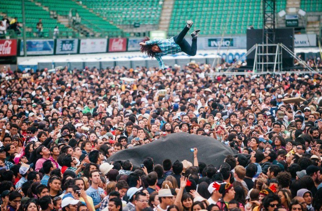cómo serán conciertos nueva normalidad