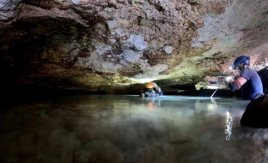 cueva carretera Tulum