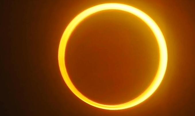 eclipse penumbral sol donde ver