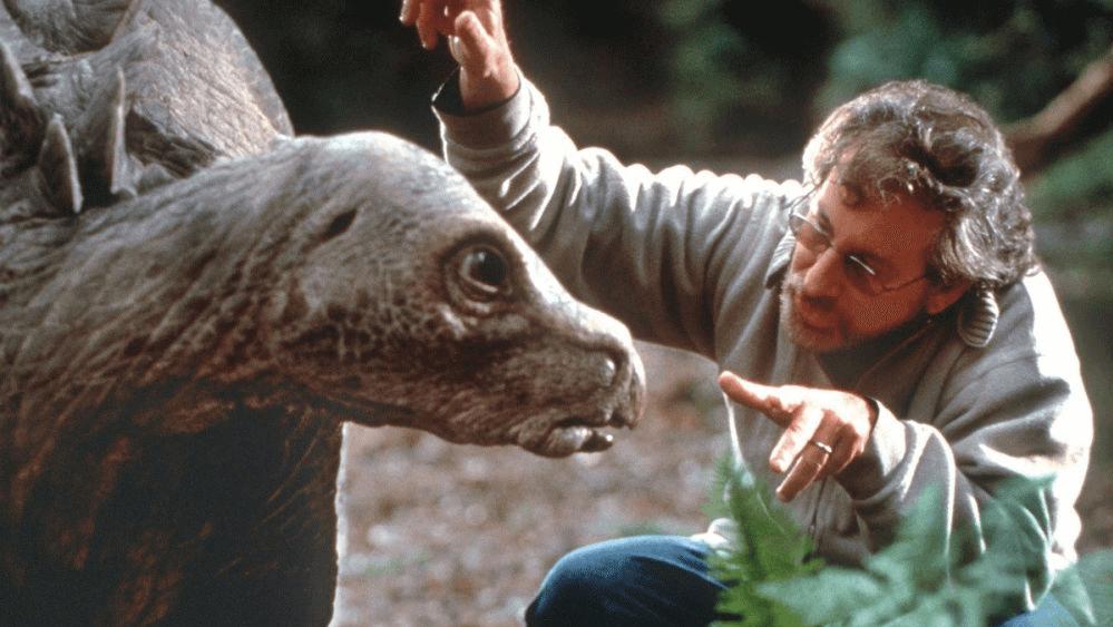 escena eliminada Jurassic Park Steven Spielberg David Koepp tecnología