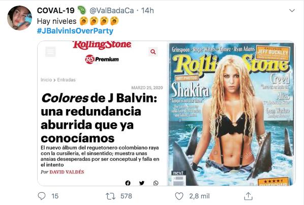 J Balvin Maluma Shakira