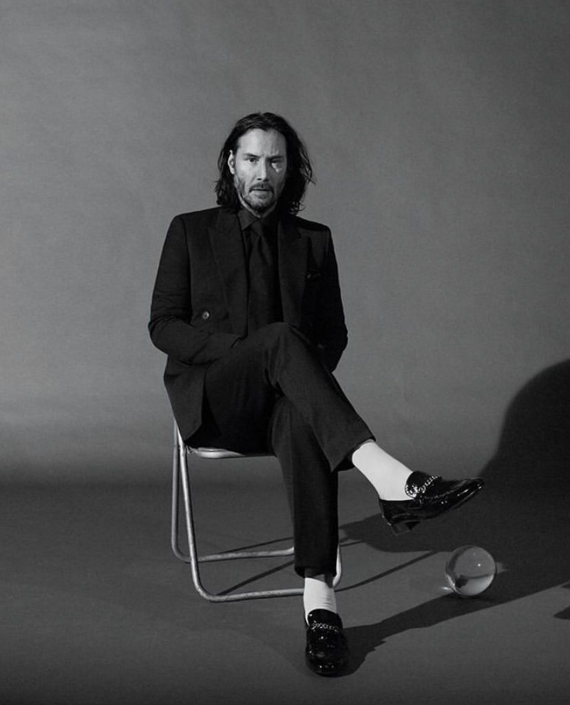 Keanu Reeves subasta cita