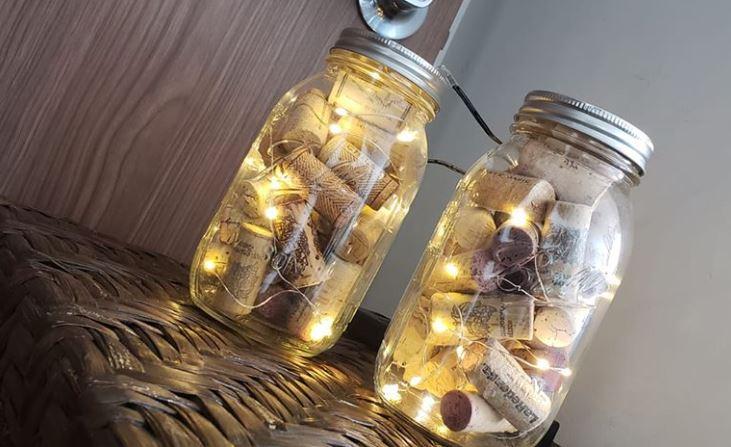 Ideas que puedes hacer con corcho de botellas de vino