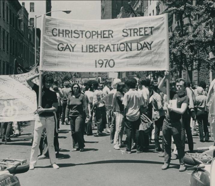marcha orgullo gay pride