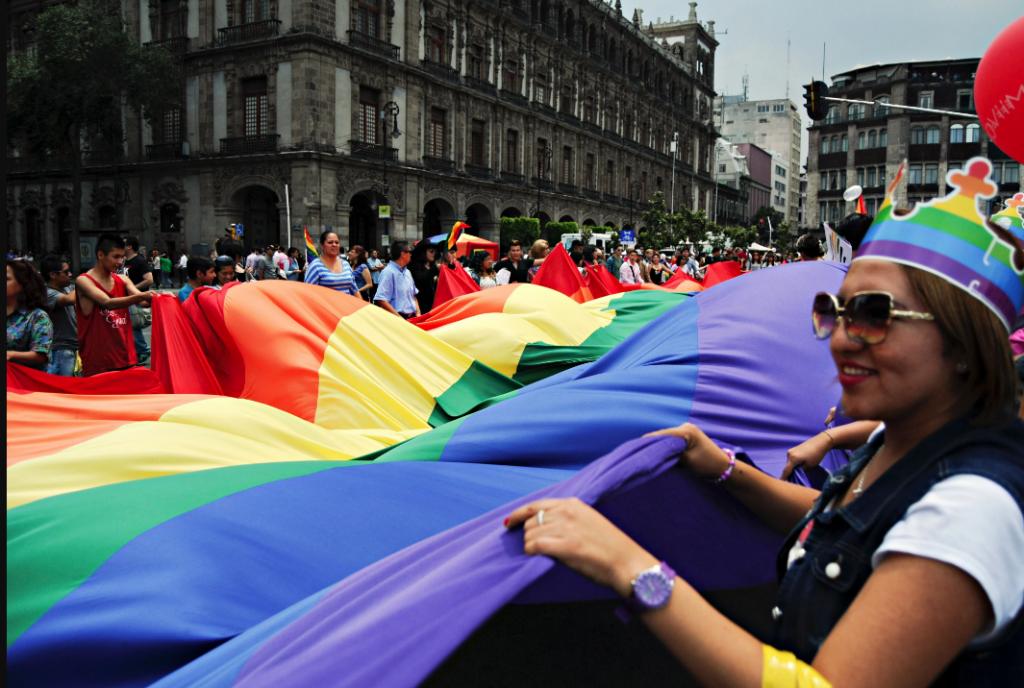 marcha orgullo lgbt pride virtual mexico 2020 como cuando donde