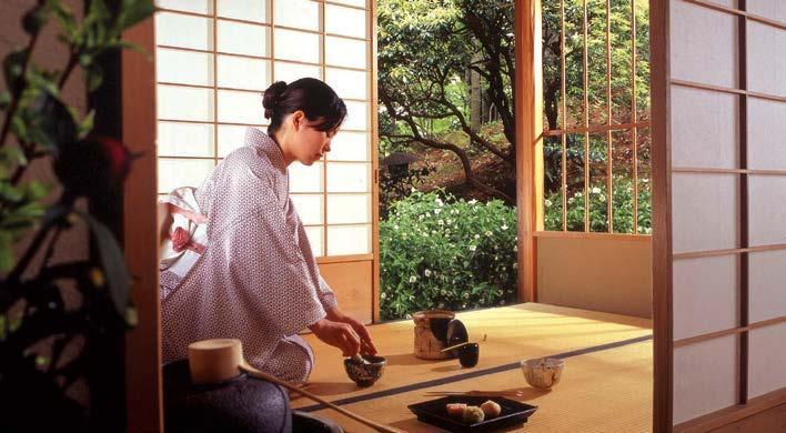 El mactha y su importancia en la ceremonia del té