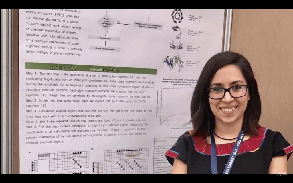 estudiante UNAM beca NASA Claudia Álvarez Carreño