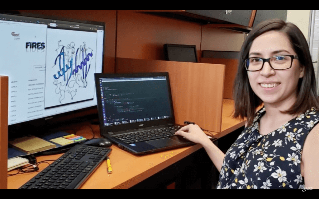 estudiante beca NASA egresada UNAM