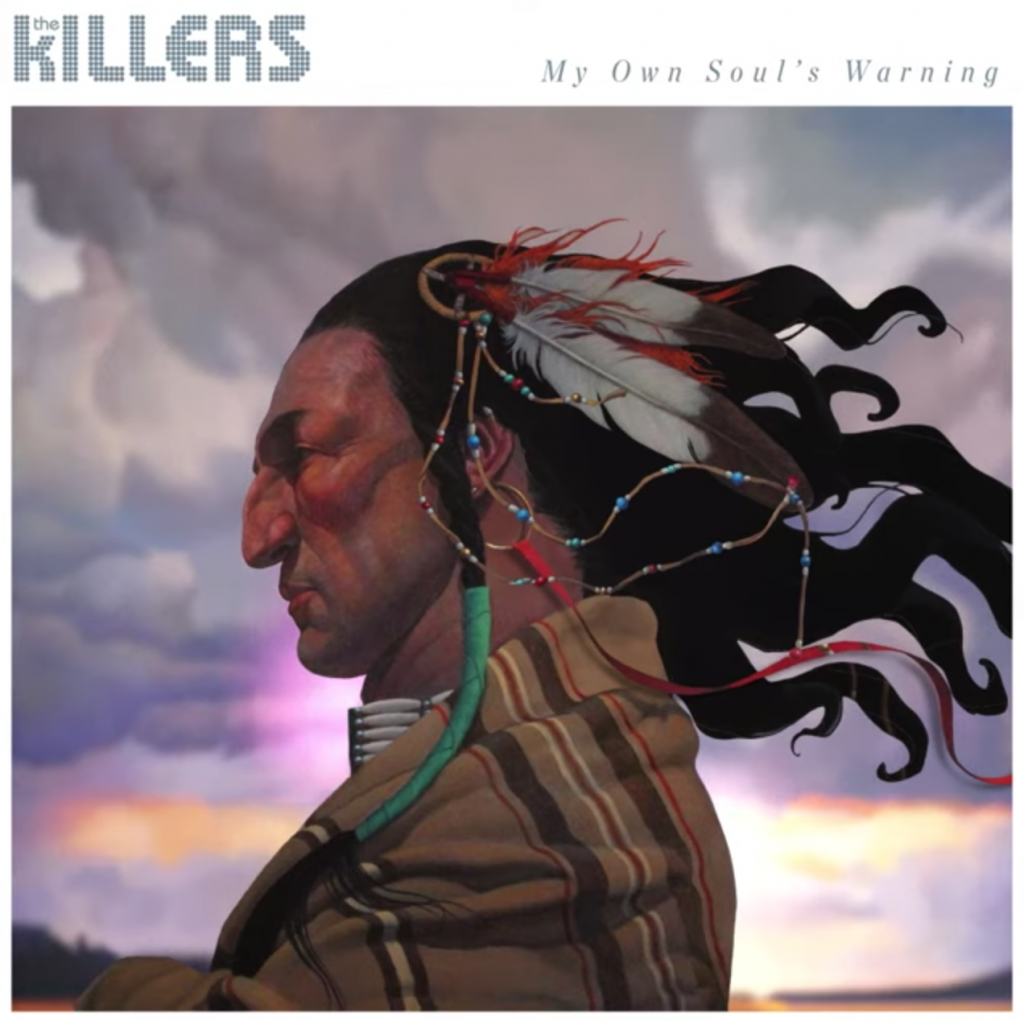 my own soul warning - the Killers