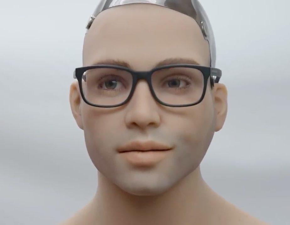 Henry robot sexual pene ajustable