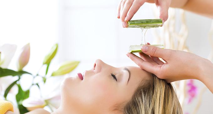 Usos de la sábila como tratamiento de salud y belleza para la piel