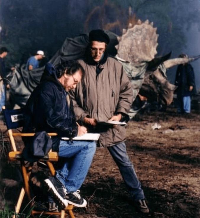 Steven Spielberg tecnología efectos especales Jurassic Park