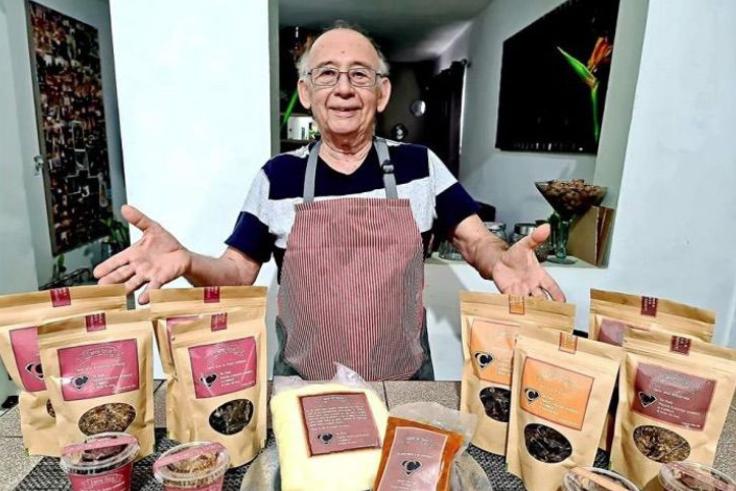 tito Charly abuelito mexicano youtuber cocina YouTube