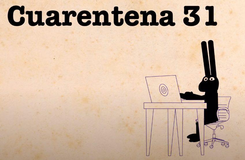 Cuarentena 31 Covid-19