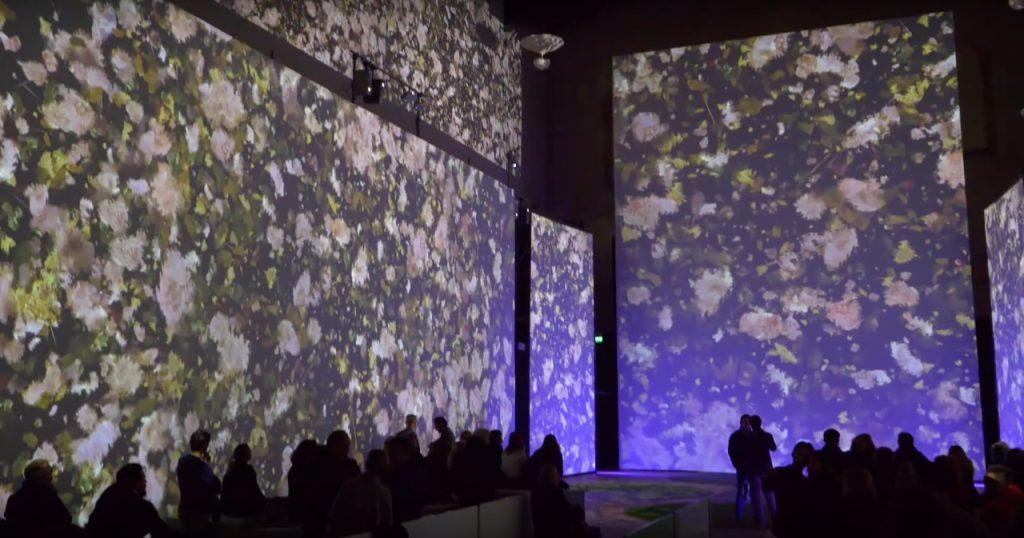 'Monet Experience' en la CDMX