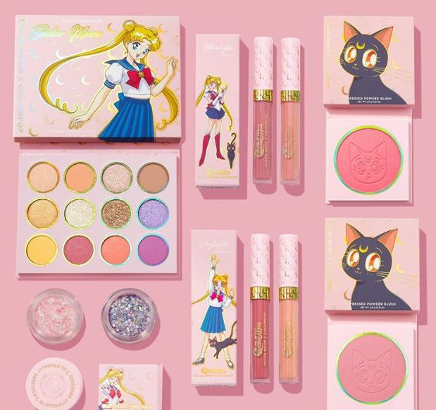 ¡Regresa el maquillaje de Sailor Moon!