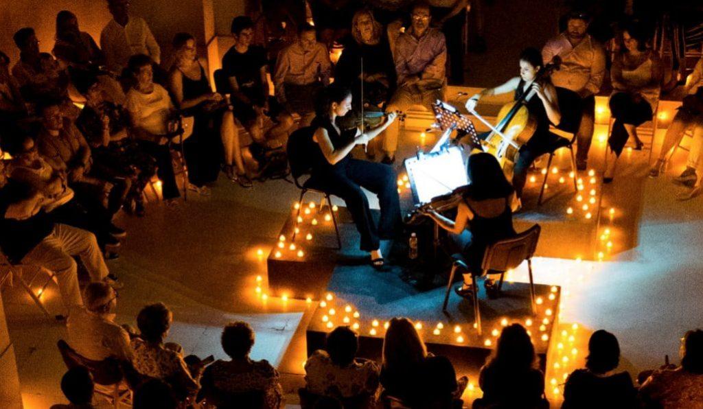 Candlelight Las Cuatro Estaciones Vivaldi CDMX