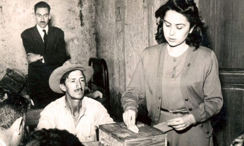 voto femenino México mujeres más votan