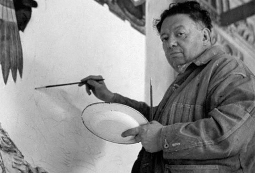 Diego Rivera  vida y obra