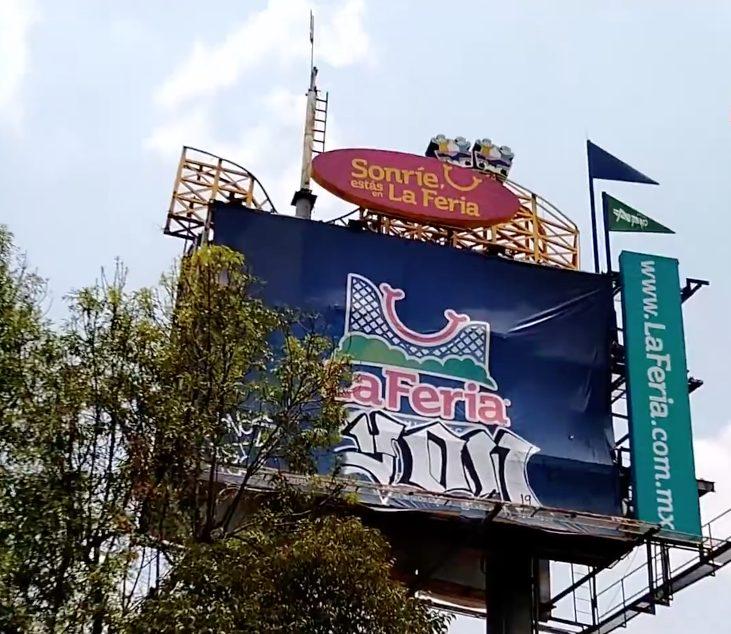desmantelamiento Feria de Chapultepec