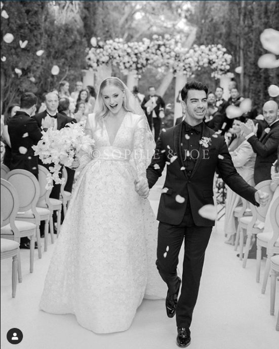 Joe Jonas y Sophie Turner embarazo niña Willa