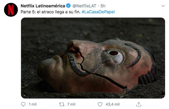 La Casa de Papel quinta temporada última final