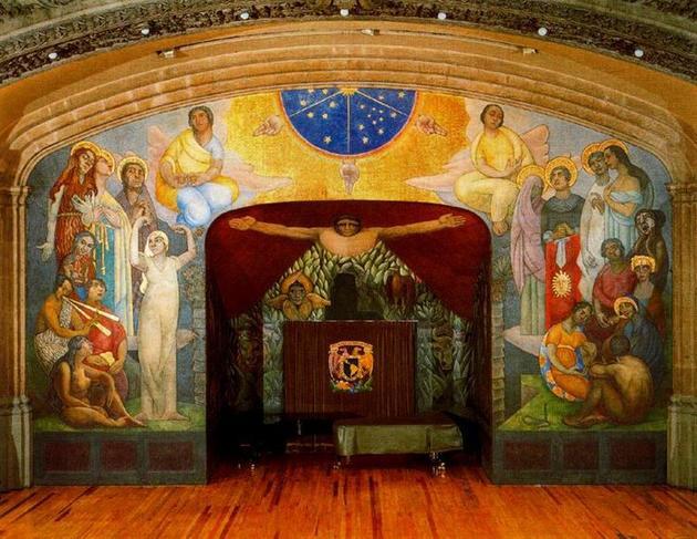 Diego Rivera y el muralismo mexicano