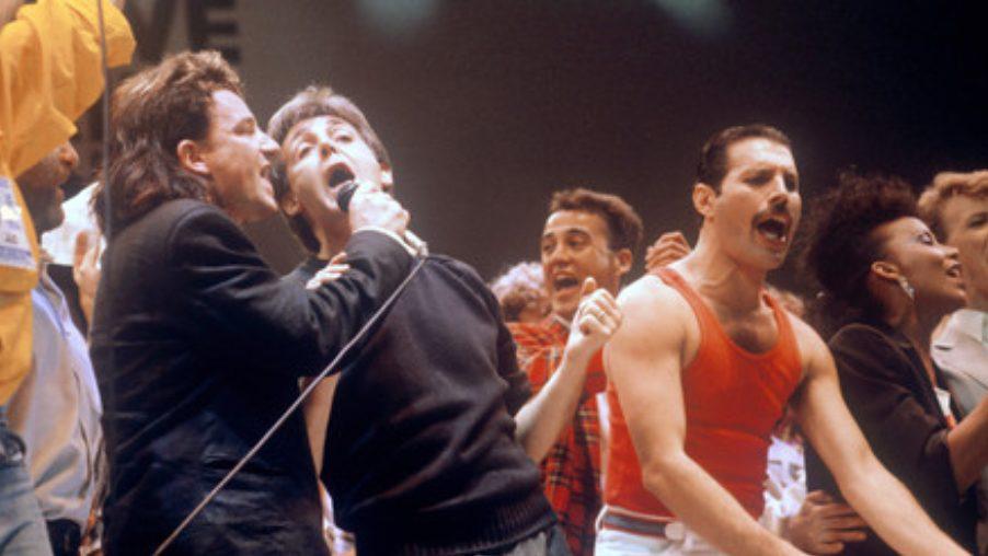 35 años del Live Aid