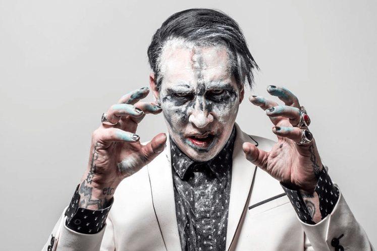 Marilyn Manson nueva canción We Are Chaos