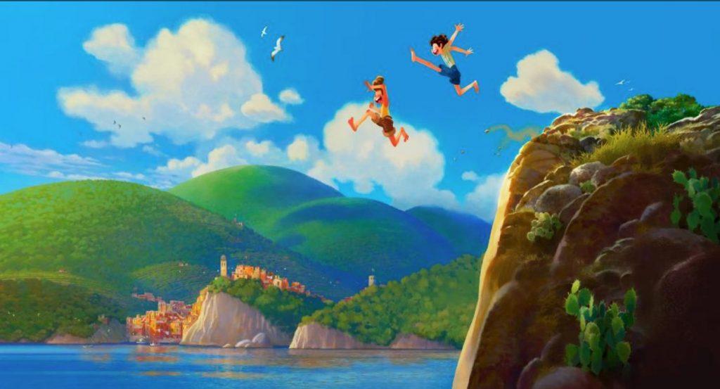 Luca nueva película Disney y Pixar