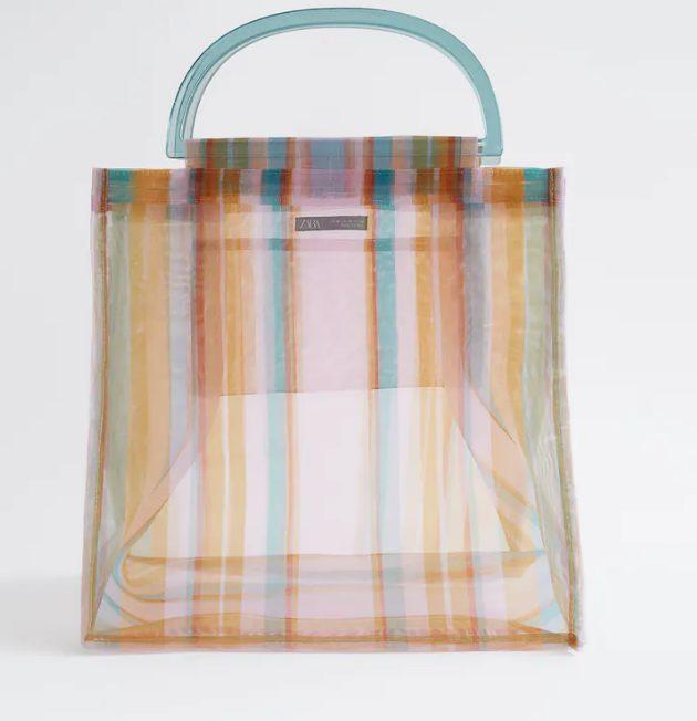 Zara bolsa mandado mercado