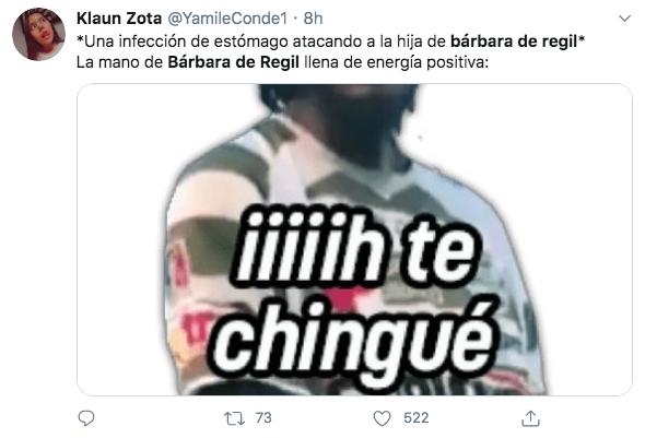 Bárbara de Regil tendencia
