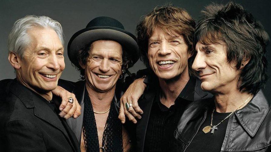 Rolling Stones nueva canción Scarlet Jimmy Page