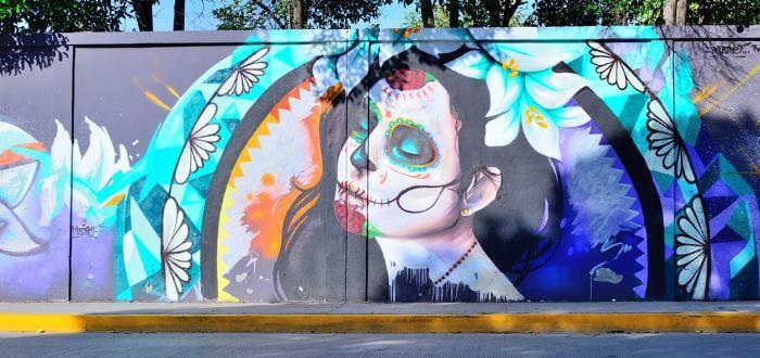 Ruta artística para conocer el Arte Urbano de la CDMX