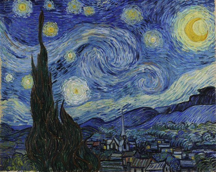 curiosidades Van Gogh no sabías